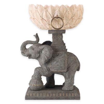 Bombay® Assam Outdoor Elephant Planter
