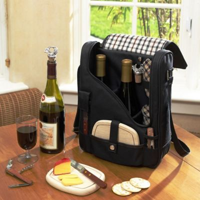 Picnic at Ascot London Pinot Two Bottle Wine & Cheese Cooler
