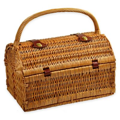 Picnic at Ascot Basket for 2 with Coffee Service