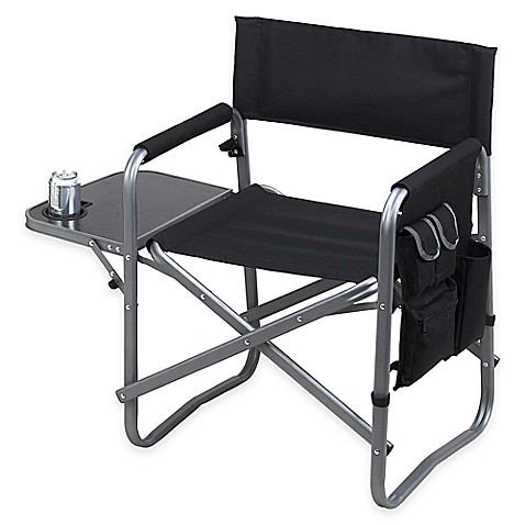 Buy Picnic at Ascot Aluminum Folding Sports Chair with