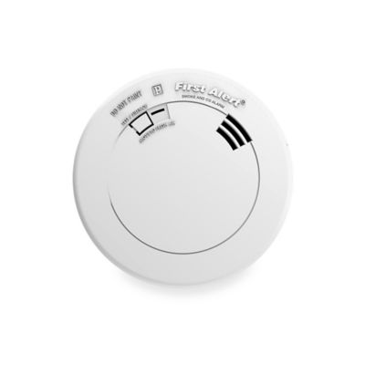 10-Year Smoke and Carbon Monoxide Alarm