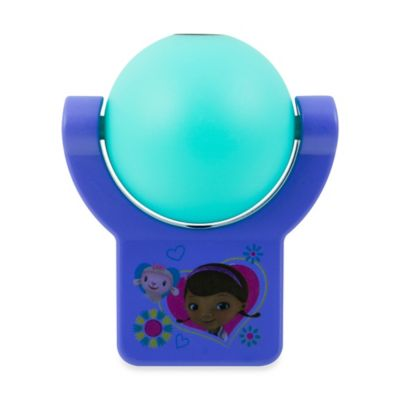 Disney® Doc Mcstuffins Projectable Nightlight