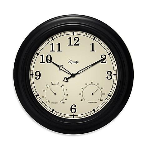 la crosse technology clock how to set