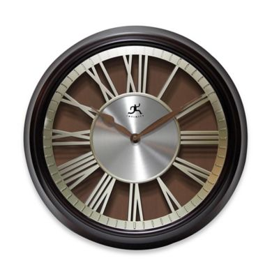 Infinity Instruments Pantheon Wall Clock