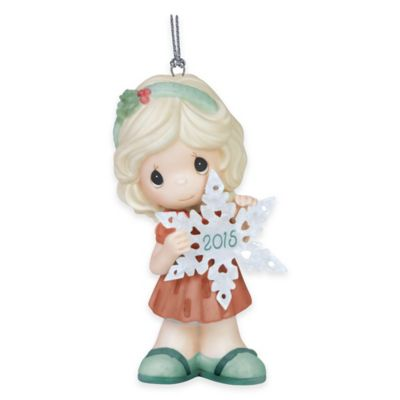 Precious Moments® 2015 You Make the Season 1 of a Kind Christmas Ornament