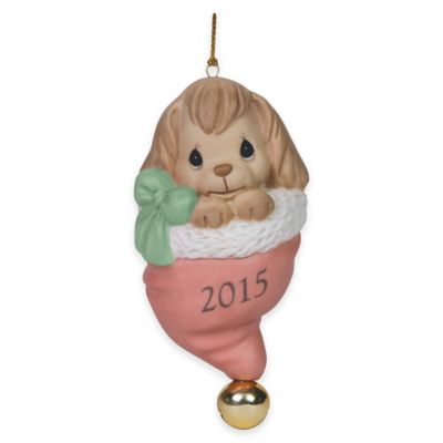 Precious Moments® 2015 Happy Howlidays Christmas Ornament