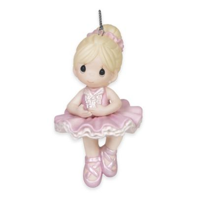 Precious Moments® Beautiful Dancer Ballerina Ornament