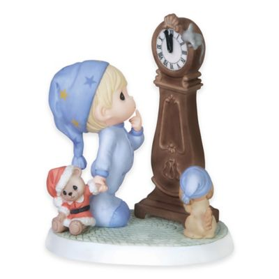 Precious Moments® Counting the Seconds 'til Christmas Figurine