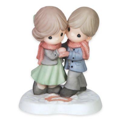 Precious Moments® Snow Wonder I Love You Figurine