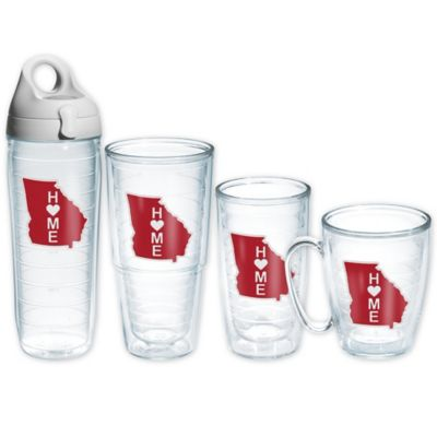 Clear Georgia Drinkware