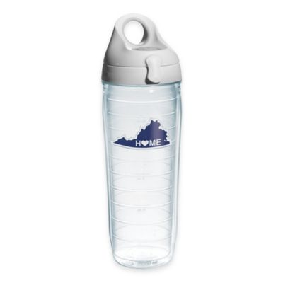Tervis® Home Heart Virginia 24 oz. Water Bottle with Lid