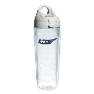 Tervis® Home Heart Tennessee 24 oz. Water Bottle with Lid