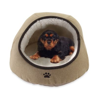 Covered Pet Beds