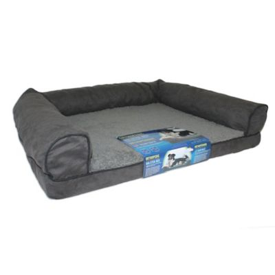 Orthopedic Bolster Pet Bed Pet Beds