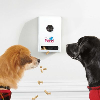 Petzi Remote Treat Camera for Pets