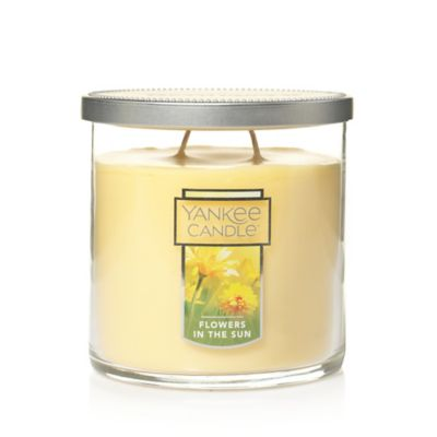 Yankee Candle® Flowers in the Sun 2-Wick Medium Tumbler Candle