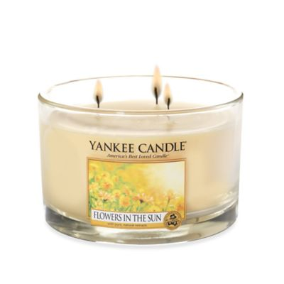Yankee Candle® Flowers in the Sun 3-Wick Candle