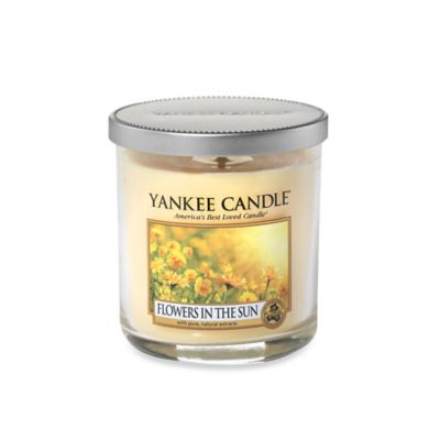 Yankee Candle® Flowers in the Sun Small Tumbler Candle