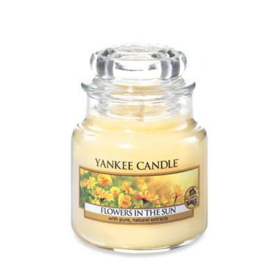 Yankee Candle® Flowers in the Sun Small Jar Candle
