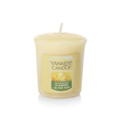 Yankee Candle® Flowers in the Sun Samplers® Votive Candle