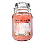 Yankee Candle® Line-Dried Cotton Large Jar Candle