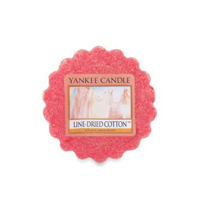 Yankee Candle® Line-Dried Cotton Tarts® Wax Melts