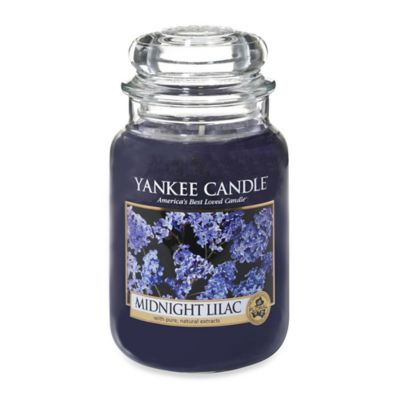 Yankee Candle® Midnight Lilac Large Jar Candle