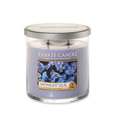Yankee Candle® Midnight Lilac 2-Wick Medium Tumbler Candle