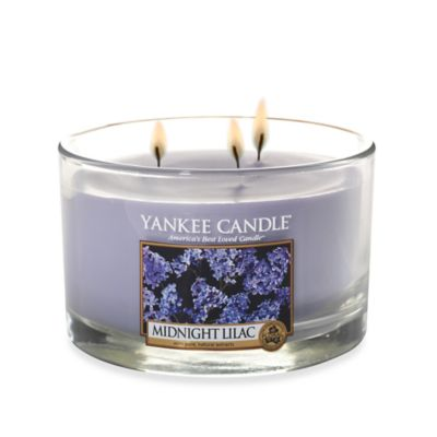 Yankee Candle® Midnight Lilac 3-Wick Candle