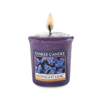 Yankee Candle® Midnight Lilac Sampler® Votive Candle