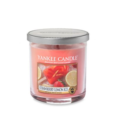 Yankee Candle® Strawberry Lemon Ice Small Tumbler Candle