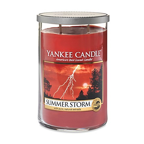 Buy Yankee Candle Summer Storm 2 Wick Large Tumbler