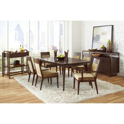 Pulaski Modern Harmony Rectangular Leg Table