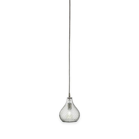 Jamie young cloud small 1 light pendant bed bath beyond for Jamie young lighting pendant