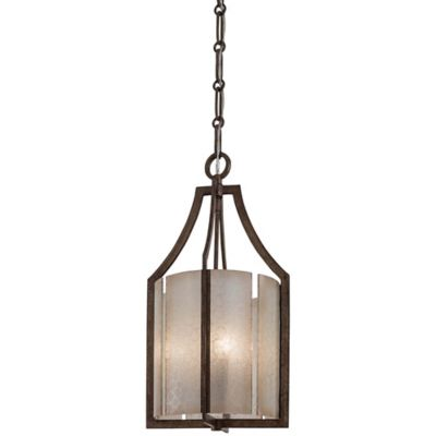 Minka Lavery® Clarte 3-Light Pendant in Iron