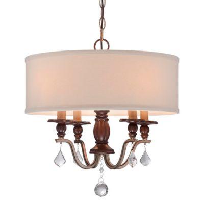 Minka Lavery® Gwendolyn 4-Light Pendant in Sienna