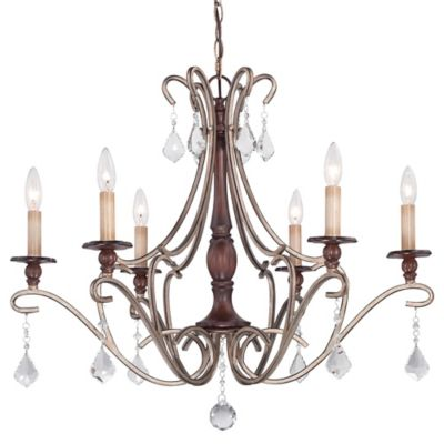 Minka Lavery® Gwendolyn 6-Light Chandelier in Sienna