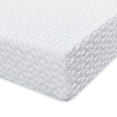 12 Park Sycamore Medium Firm Hybrid Latex and Foam Twin Mattress