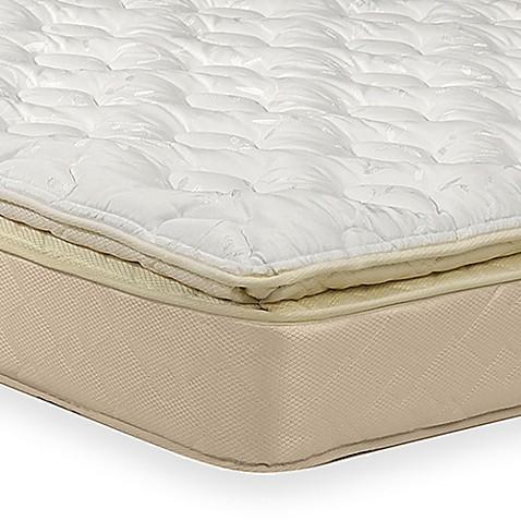 Buy Wolf Sleep Comfort Pillowtop Twin Mattress From Bed Bath Beyond