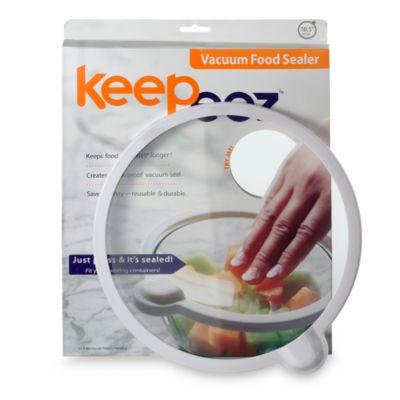 Keepeez™ 10 1/2-Inch Vacuum Lid