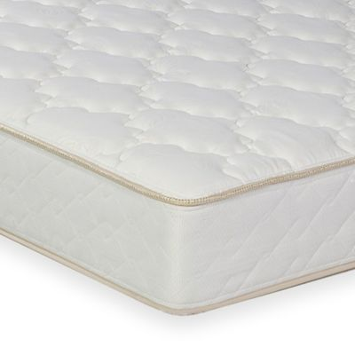 Cream Plush Mattress