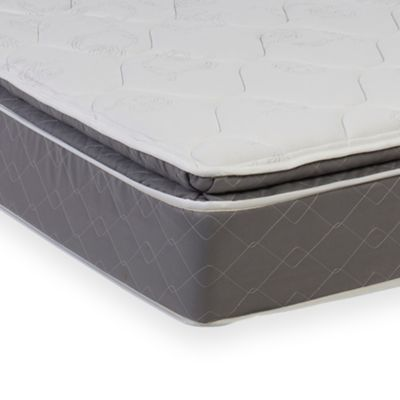 Wolf Luxury Ultra Pillow Top Queen Mattress