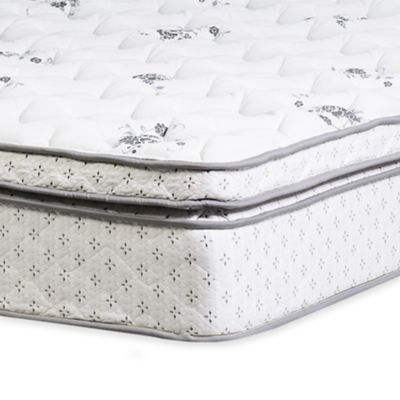 Buy 5 Quot White Down Blend Pillowtop Twin Featherbed From Bed