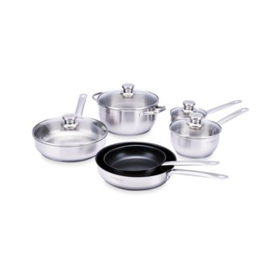 La Provence Dome Line 10-Piece Cookware Set
