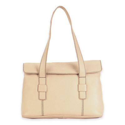 Hadaki® Hannah's Messenger Bag in Semolina