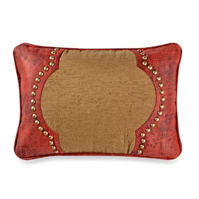HiEnd Accents San Angelo Stud Accent Pillow