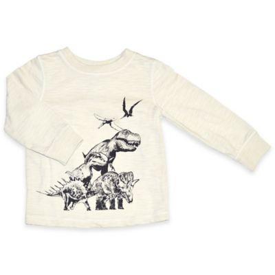 Ivory Long-Sleeve Shirt