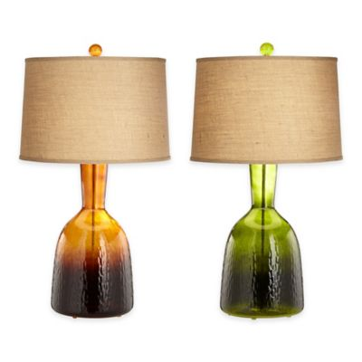 Forest Green Lamps