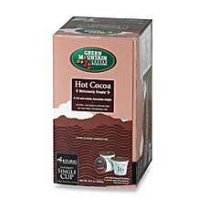 K-Cup® Green Mountain Hot Cocoa 16-Count K-Cup for Keurig Brewers