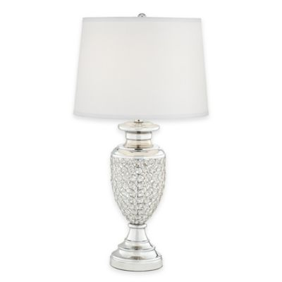 Pacific Coast® Lighting Glitz and Glam Table Lamp in Polished Chrome